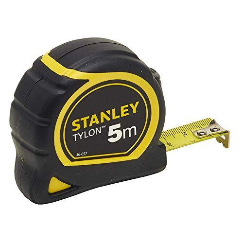 STANLEY Flexómetro Tylon de 5 Metros...