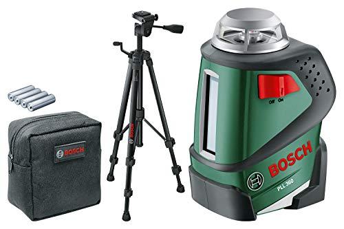 Bosch PLL 360 - Nivel Láser 360º con...
