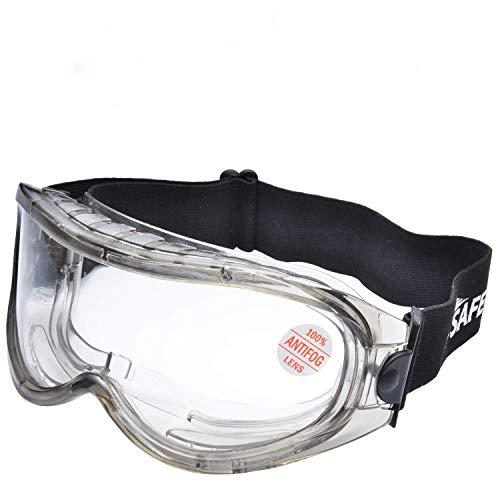 SAFEYEAR Laboratorio Gafas Protectoras de...