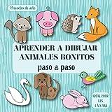 Aprender a dibujar animales bonitos:...