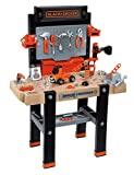 Smoby Black & Decker Brocolo Ultimate -...