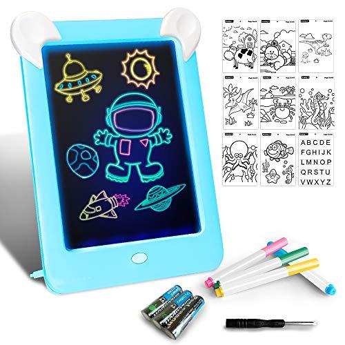 LAPPAZO Tableta de Dibujo Pizarra 3D Mágico...