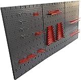 Kreher - Panel perforado para herramientas (3...