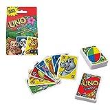 Mattel Games Juego de cartas UNO Junior,...