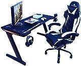 Mesa Gaming, 140cm x 60cm, Gaming Desk, Mesa...