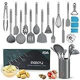 Utensilios de Cocina Silicona PAIPU, 32...