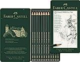 Faber Castell 9000 - Set de 12 lápices para...