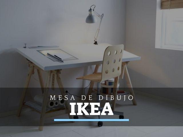 Mesas de Dibujo en Ikea