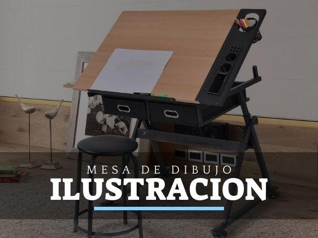 Mejores Mesas de Dibujo para ilustraciones