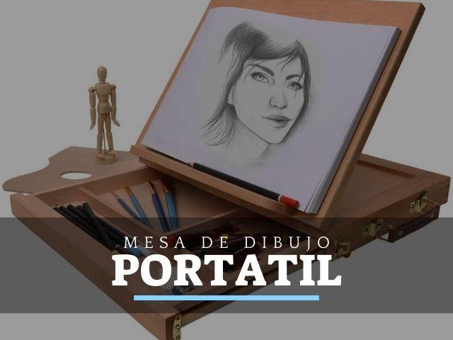 Mejores Mesas de Dibujo portátiles y plegables