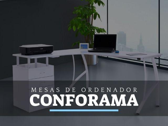 Mesas de Ordenador y PC en conforama