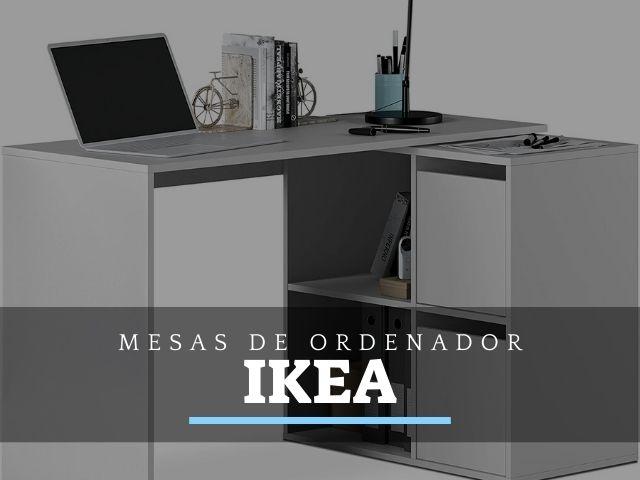 Mesas de Ordenador y PC en Ikea