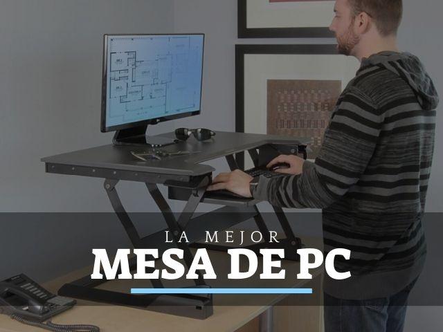 las mejores mesas de ordenador y pc
