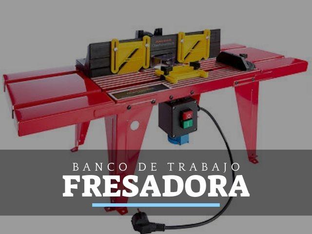 ⭐ Los Mejores Mesas para Fresadora
