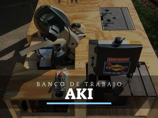 Bancos de Trabajo en Aki