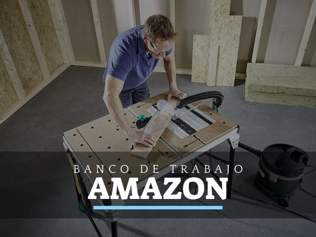 Bancos de Trabajo en Amazon