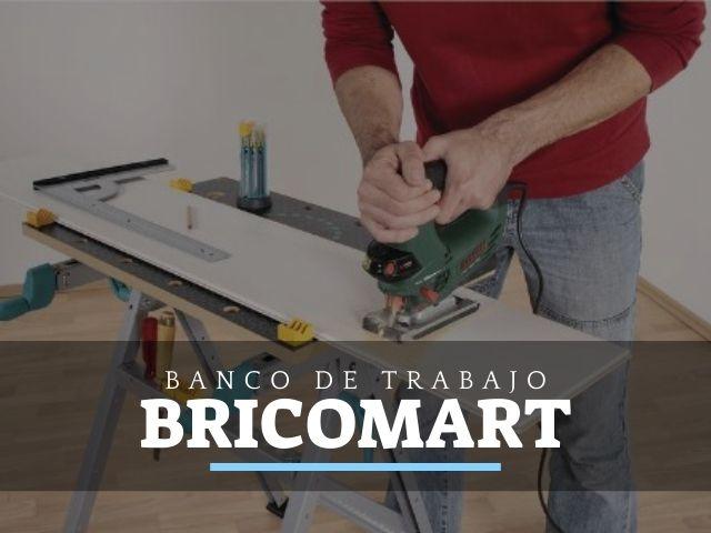 Bancos de Trabajo en Bricomart