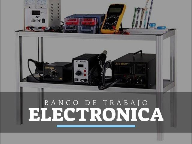 Mejores Bancos de Trabajo de electrónica