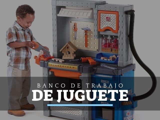 Los 5 mejores bancos de trabajo de juguete para niños