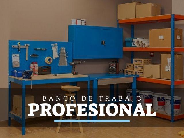 Mejores Bancos de Trabajo profesionales