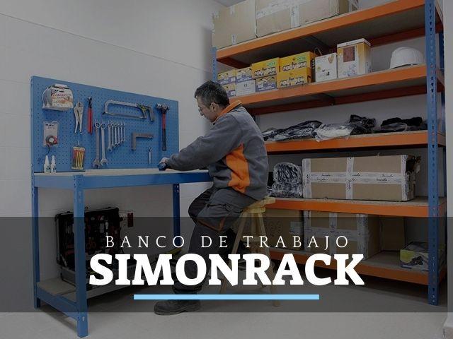 Bancos de trabajo Simonrack: Opiniones Y Ofertas