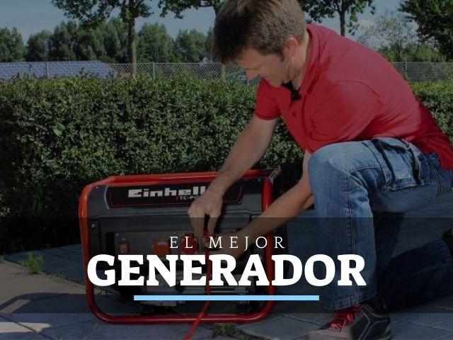 los mejores generadores